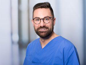 Christian Berberich, Oberarzt der Notfallklinik im Klinikum Ingolstadt