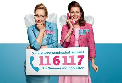 116117 - Die Nummer mit den Elfen