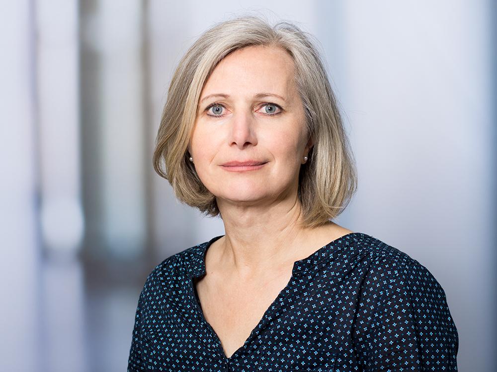 Beatrix Kleemann, Chefarztsekretärin der Notfallklinik im Klinikum Ingolstadt
