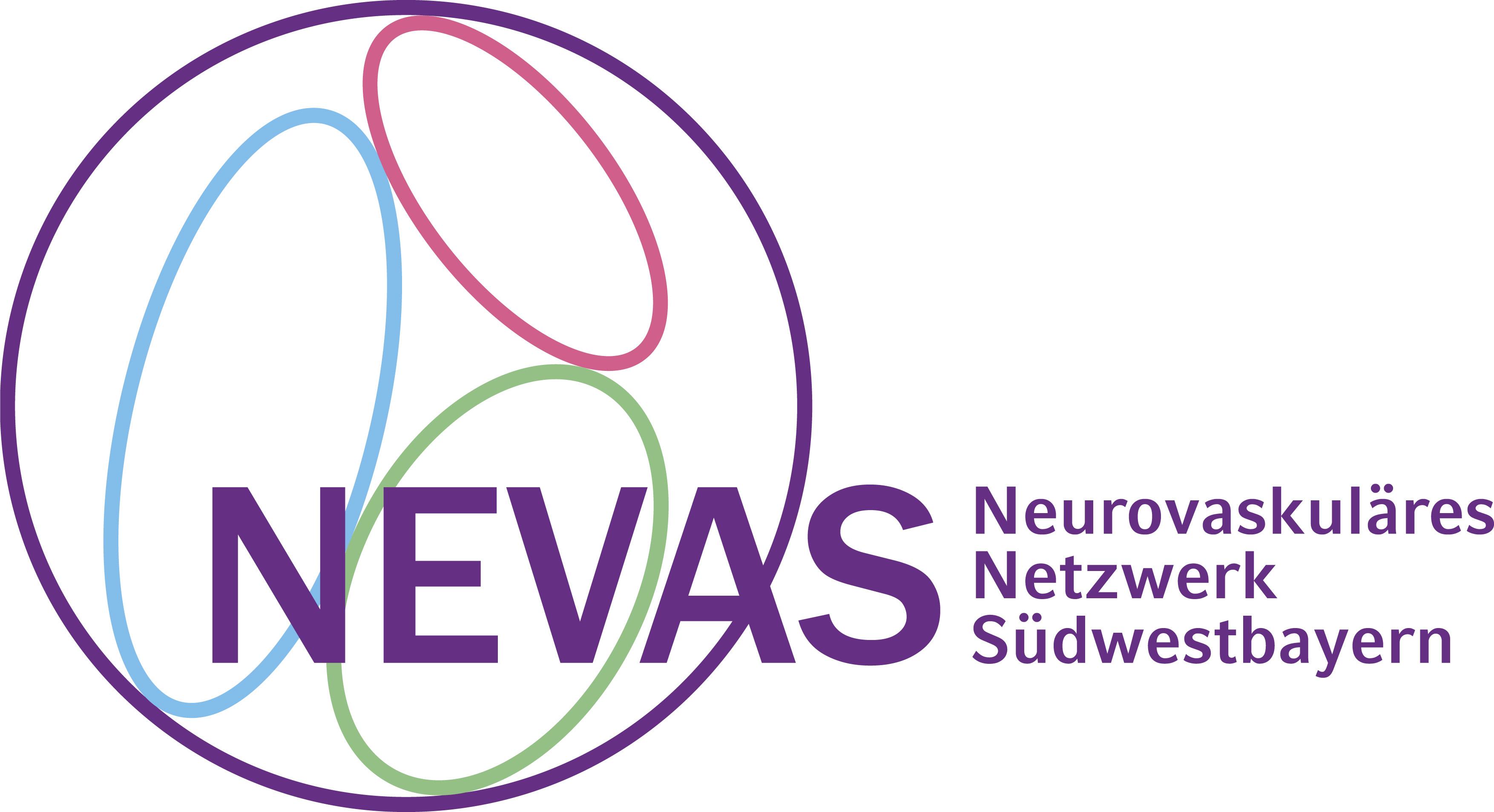 Logo Neurovaskuläres Netzwerk Südwestbayern