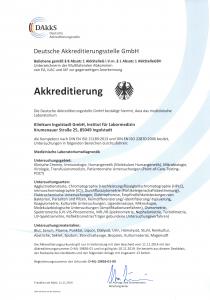 DAkks-Urkunde 2014