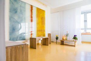 Der Gebetsraum in der Palliativmedizin im Klinikum Ingolstadt