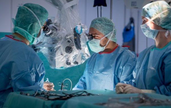 OP-Bild Neurochirurgie