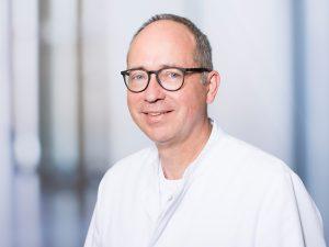 Prof. Dr. Andreas Manseck, Direktor der Klinik für Urologie und Leiter des Prostata-Karzinom-Zentrums im Klinikum Ingolstadt