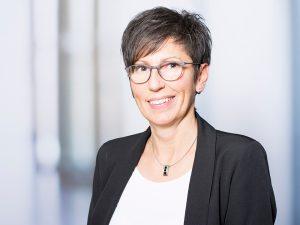 Christine Marxreiter, Arzthelferin der Medizinischen Klinik II im Klinikum Ingolstadt