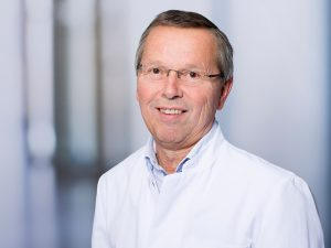 Dr. Andreas Meier, Leitender Oberarzt und stellvertetender Direktor der Medizinischen Klinik II im Klinikum Ingolstadt