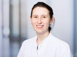 Delia Nechifor Moraru, Oberärztin im Zentrum für Radiologie und Neuroradiologie im Klinikum Ingolstadt