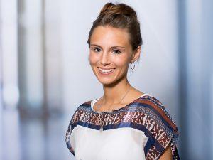 Bettina Ortner, Chefarztsekretärin der Klinik für Urologie im Klinikum Ingolstadt