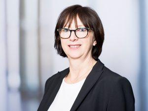 Christa Pohl, Arzthelferin der Medizinischen Klinik II im Klinikum Ingolstadt