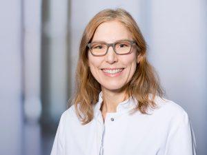 Dr. Dr. Mirjam Schubert, Oberärztin im Zentrum für Radiologie und Neuroradiologie im Klinikum Ingolstadt
