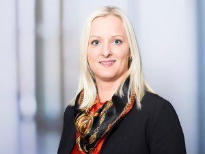 Nicole Skaricic-Maier, Chefarztsekretärin der Medizinischen Klinik II im Klinikum Ingolstadt