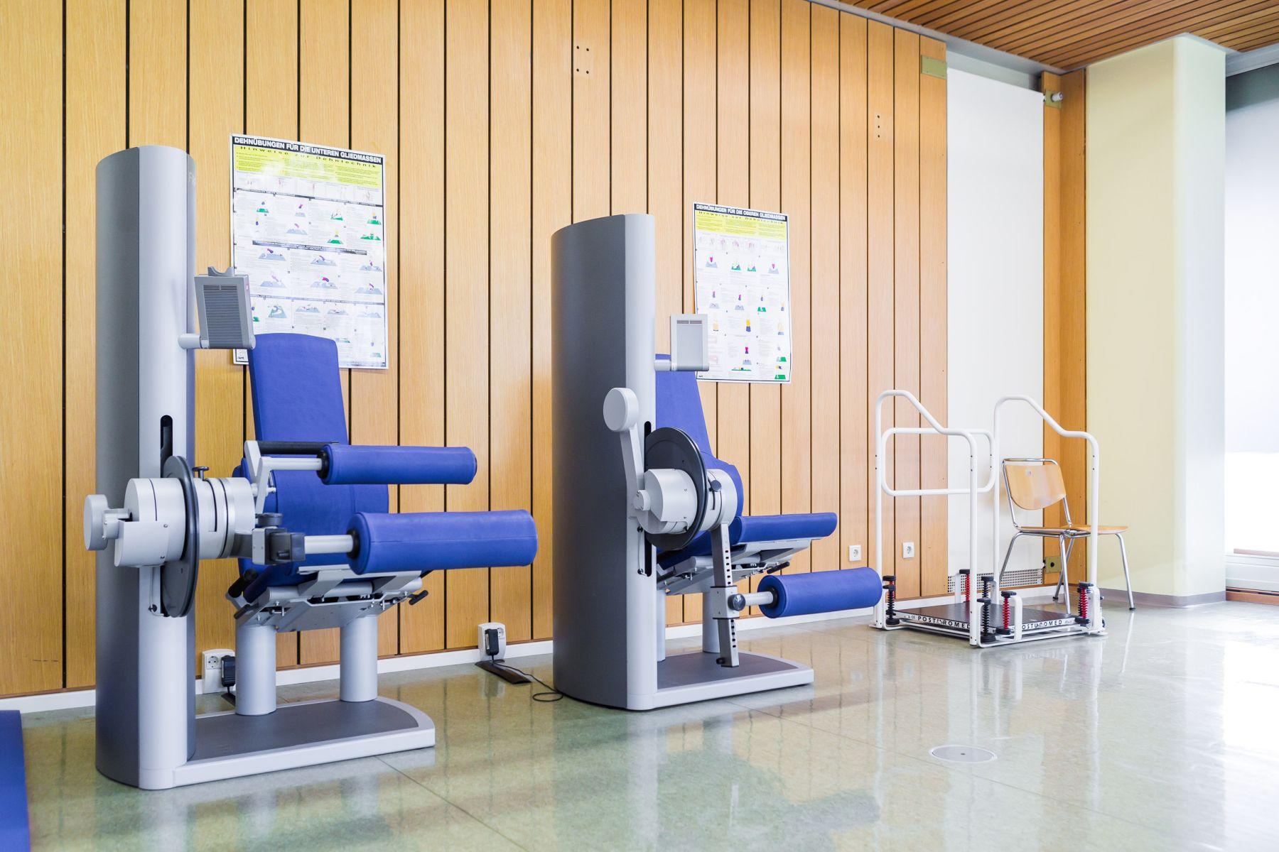 Computerunterstützte medizinische Trainingstherapie