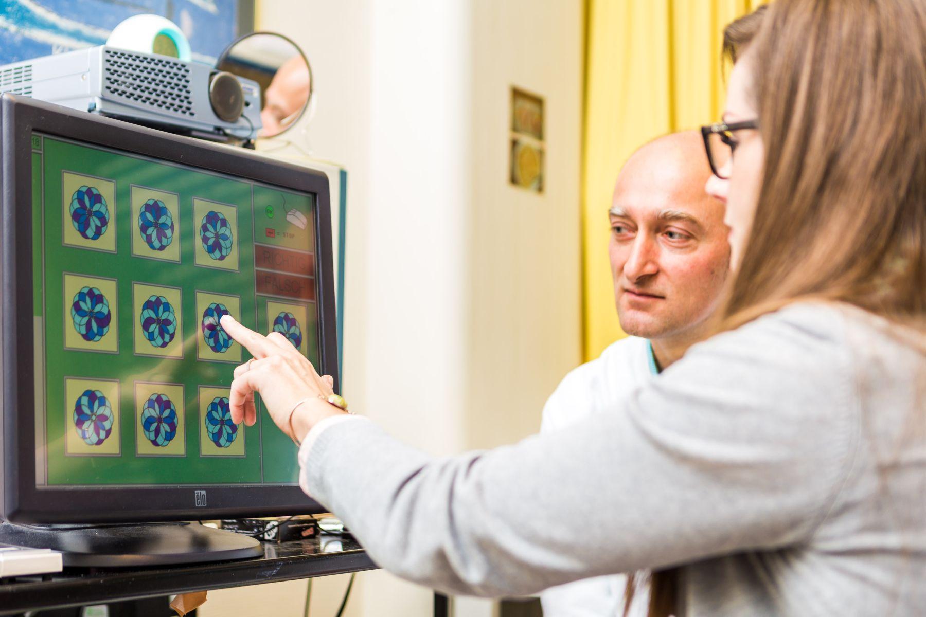 Computergestützte neuropsychologische Testverfahren