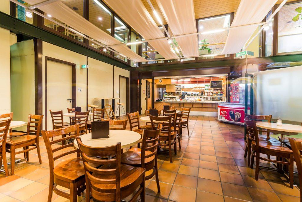 Das Café Aroma im Klinikum Ingolstadt