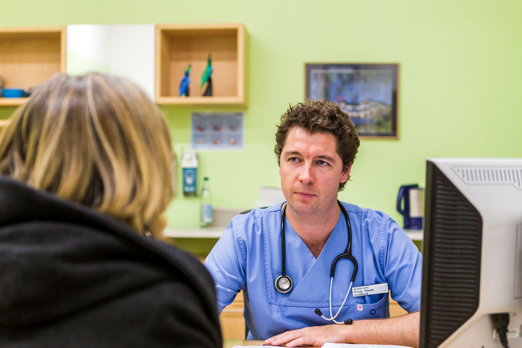 Anästhesiesprechstunde im Klinikum Ingolstadt