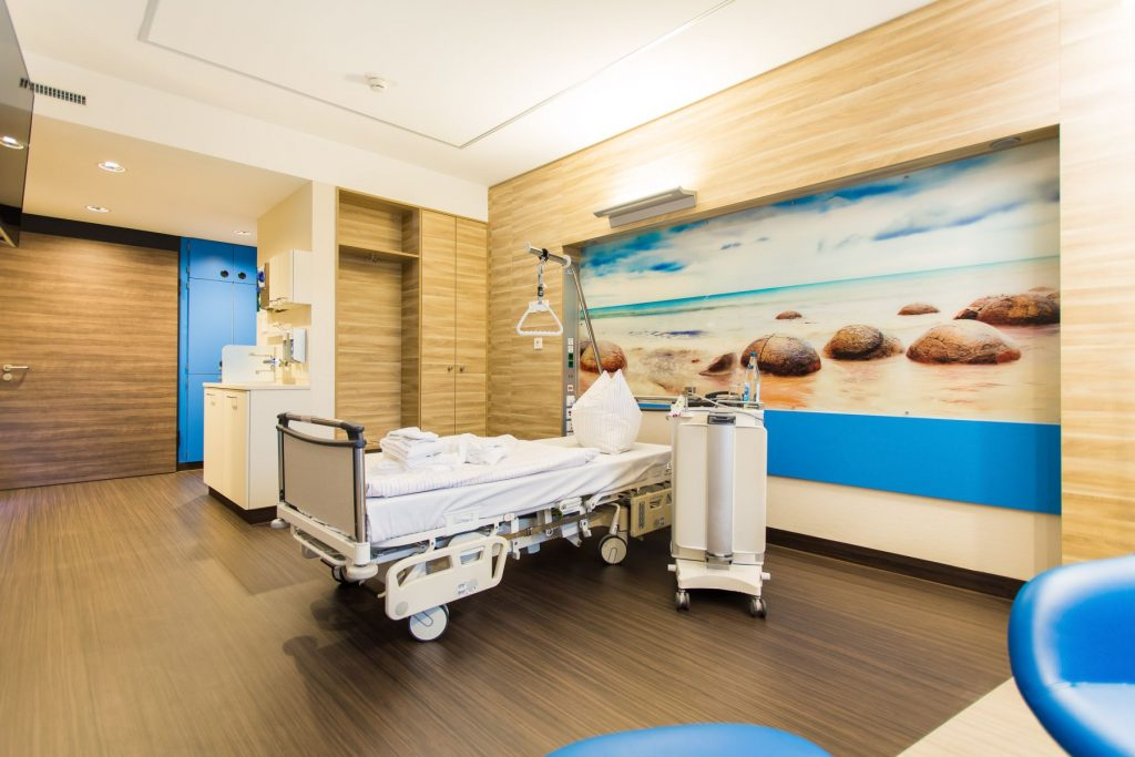 Komfortstation Klinikum Ingolstadt