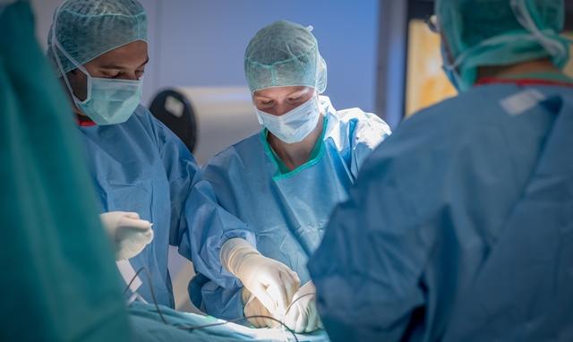 OP Neurochirurgie