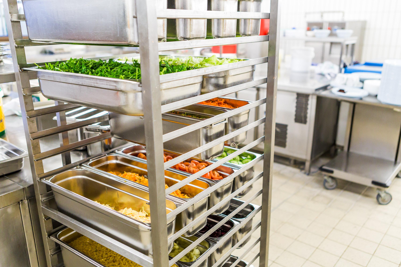 AuBergewohnlich Zutaten In Der Küche