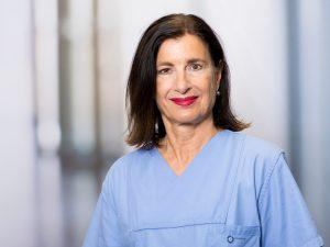 Dagmar Wunderlich, Oberärztin am Institut für Anästhesie und Intensivmedizin am Klinikum Ingolstadt