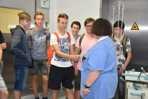 Veranstaltung klug statt blau am Klinikum Ingolstadt