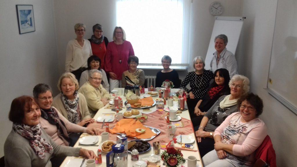 Die ehrenamtlichen Helferinnen der Freiwilligen Agentur Ingolstadt