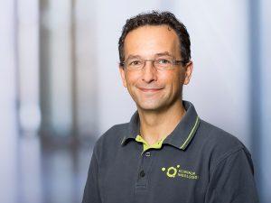 Holger Eberhard, Facharzt am Ambulanten OP-Zentrum im Klinikum Ingolstadt