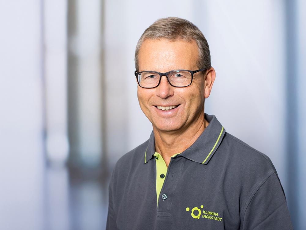 Dr. med. Jörg Gunia, Facharzt am Ambulanten OP-Zentrum am Klinikum Ingolstadt
