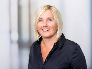 Elke Rasch, Chefarztsekretärin der Kliniken für Kinder- und Jugenchirurgie und Gefäßchirurgie