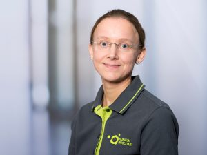 Dr. med. Ingemarie Siewert, Fachärztin am Ambulanten OP-Zentrum im Klinikum Ingolstadt