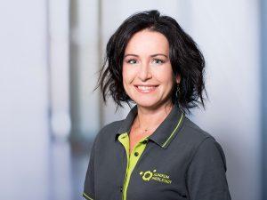 Dr. Silvia Wagenhoffer, Fachärztin am Ambulanten OP-Zentrum im Klinikum Ingolstadt