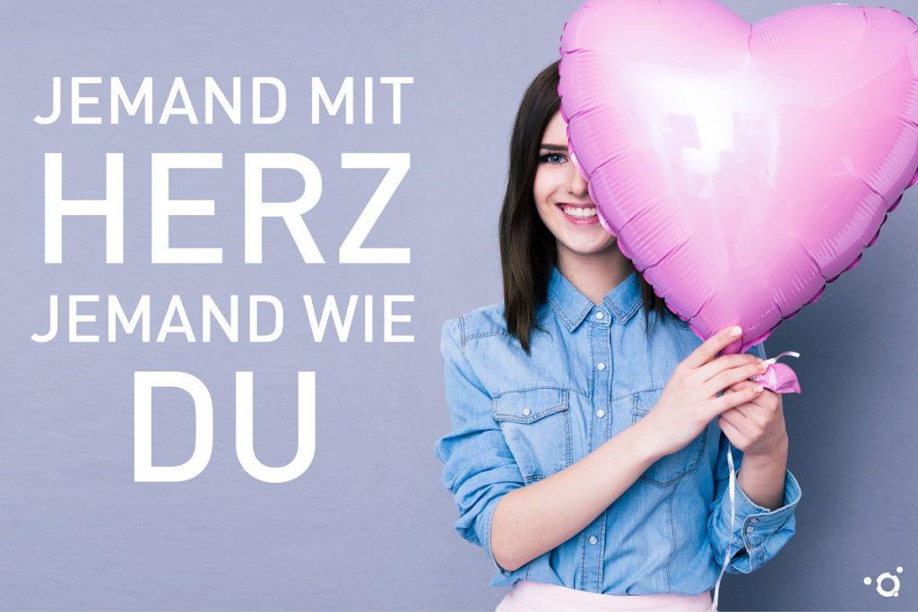 Azubikampagne Klinikum Ingolstadt Herz