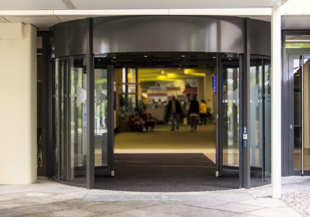 Sanierung Haupteingang Klinikum Ingolstadt