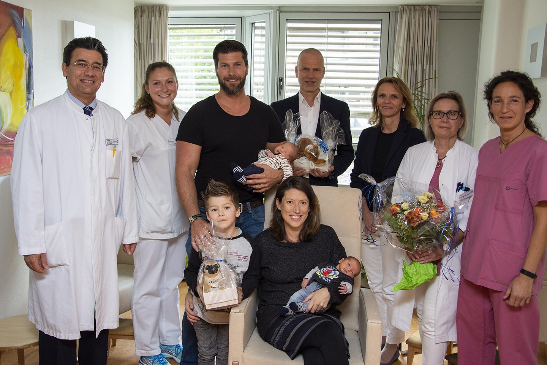 2.000 Geburt am Klinikum Ingolstadt