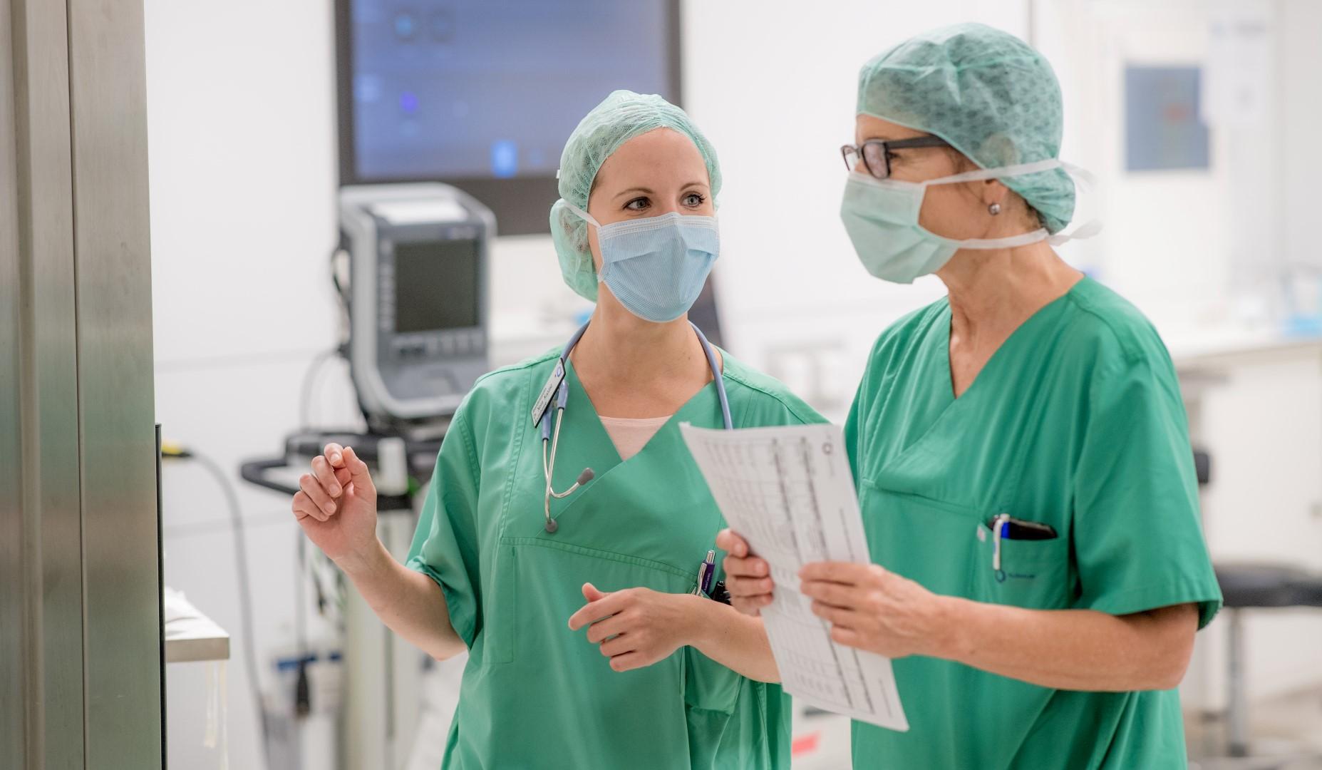 Anästhesisten im Gespräch