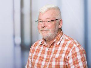 Prof. Dr. Christoph Lauer, Leiter des Schlafmedizinischen Zentrums im Zentrum für psychische Gesundheit im Klinikum Ingolstadt