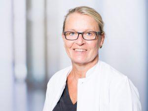 Felizitas Schweitzer, Bereichsleitende Psychologin des Zentrums für psychische Gesundheit am Klinikum Ingolstadt