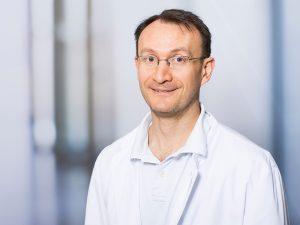 Dr. Dusan Trstensky, Oberarzt im Zentrum für psychische Gesundheit am Klinikum Ingolstadt