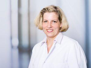 Dr. Barbara Vrana-Reisinger, Oberärztin im Zentrum für psychische Gesundheit am Klinikum Ingolstadt