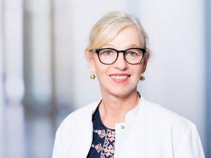 Dr. Serena Zwicker-Haag, Bereichsleitende Oberärztin des Zentrums für psychische Gesundheit am Klinikum Ingolstadt