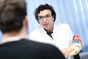 Die Medizinische Klinik I im Klinikum Ingolstadt unter Leitung von Professor Dr. Karlheinz Seidl wurde von der DGK als Aus-und Weiterbildungsstätte zertifiziert.