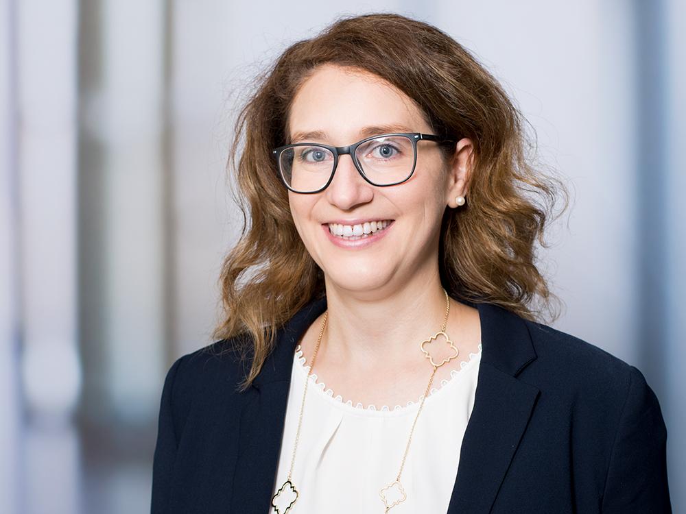 Maria Schauer, Arzthelferin im Klinikum Ingolstadt