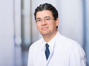 Prof. Dr. Babür Aydeniz, Direktor der Frauenklinik und Leiter des Mutter-Kind-Zentrums im Klinikum Ingolstadt