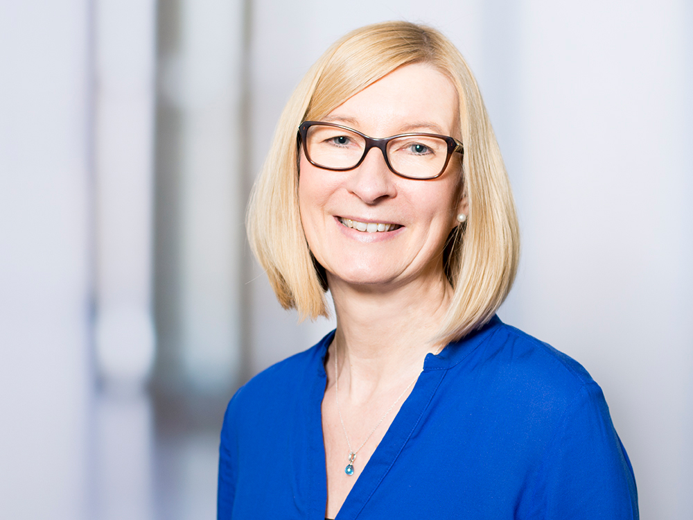 Susanne Böhm, Assistenz der Pflegedirektion im Klinikum Ingolstadt