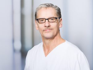 Thomas Fiedler, Stationsleitung Palliativstation am Klinikum Ingolstadt