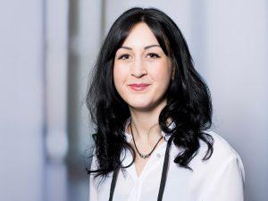 Maria Forchhammer, Assistenz Finanzmanagement im Klinikum Ingolstadt