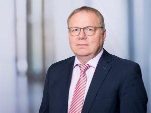 Emil Frey, Pflegedienstleiter am Klinikum Ingolstadt für die Bereiche OP, Intensivstation und Notfallzentrum