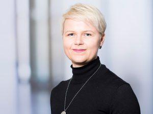 Margit Heckl, Assistenz der Geschäftsführung im Klinikum Ingolstadt