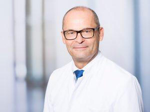 Prof. Dr. Stefan B. Hosch, Direktor der Chirurgischen Klinik I im Klinikum Ingolstadt