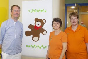Teddybärenklinik Team