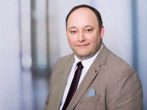 Markus Kugler, Pflegedienstleiter am Zentrum für psychische Gesundheit am Klinikum Ingolstadt